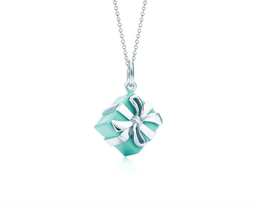 Подвеска Tiffany Blue Box арт. TF-35792