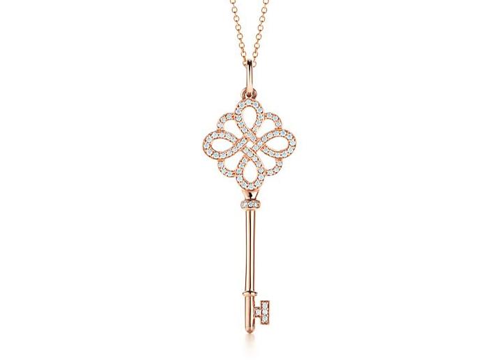 Подвеска-ключ Knot Tiffany Keys арт. TF-34770
