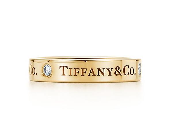 Кольцо Tiffany & Co арт. TF-12799