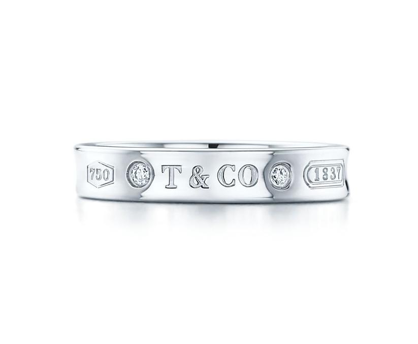 Кольцо Tiffany & Co арт. TF-11800